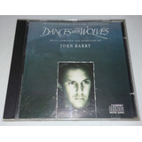 Cd Dance With Wolves Dança Com Lobos   Trilha Filme 1990 Tso