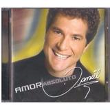 Cd Daniel   Amor Absoluto   Original E Lacrado