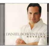 Cd Daniel Boaventura   Novelas