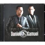 Cd Daniel E Samuel   Para A Glória De Deus