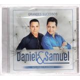 Cd Daniel E Samuel Grandes Sucessos Original E Lacrado