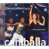 Cd Daniela Mercury   Canibália Ao Vivo   Original E Lacrado