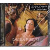 Cd Daniela Mercury Balé Mulato 2005 Lacrado