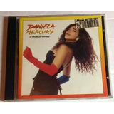 Cd Daniela Mercury Canto Da Cidade Mpb Axé Batuque Samba Rai
