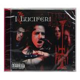 Cd Danzig   I Luciferi   Importado Usa   Lacrado