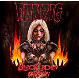 Cd Danzig Black Laden Crown Danzig