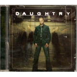 Cd Daughtry   It s Not Over   Novo