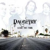 Cd Daughtry Leave This Town  importado