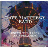 Cd Dave Matthews Band   Under The Table And Dreaming   1994