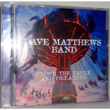Cd Dave Matthews Band   Under The Table And Dreaming