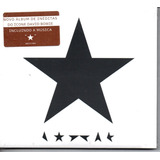 Cd David Bowie   Blackstar