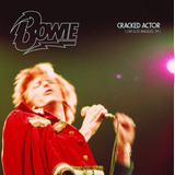 Cd David Bowie   Cracked Actor  Live Los Angeles 74