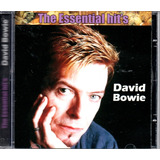 Cd David Bowie   The Essential Hits