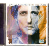 Cd David Coverdale   Into The Light   Novo