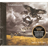 Cd David Gilmour   Rattle That Lock   Digipack   Novo
