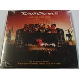 Cd David Gilmour Live In Gdansk Duplo Novo Lacrado Nacional