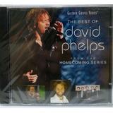 Cd David Phelps   The Best Of  Gaither Gospel Series 2011