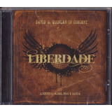 Cd David Quinlan   Liberdade