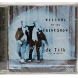 Cd Dc Talk Welcome To The Freak Show 1997