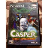 Cd De Play2 Original Casper Spirit Dimensions