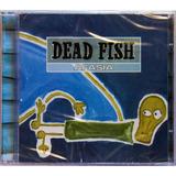 Cd Dead Fish Afasia Novo Lacrado