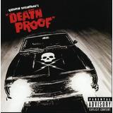 Cd Death Proof Trilha Sonora Novo Lacrado Quentin Tarantino