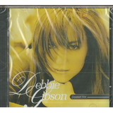 Cd Debbie Gibson Greatest Hits 1995 Warner Lacrado