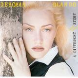 Cd Deborah Blando   A Different Story   Edição Especial