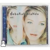 Cd Deborah Blando Unicamente 1997
