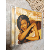 Cd Deborah Cox   Things Just Ain t The Same  maxi Single
