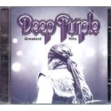 Cd Deep Purple   Greatest Hits