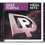Cd Deep Purple   Mega Hits