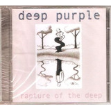 Cd Deep Purple   Rapture Of The Deep   Novo