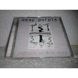 Cd Deep Purple   Rapture Of The Deep 2005 Br