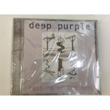 Cd Deep Purple   Rapture Of The Deep