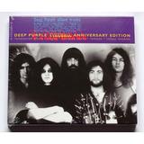 Cd Deep Purple Fireball Anniversary Edition Slipcase Import