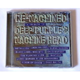 Cd Deep Purple Machine Head Tribute   Re machined Importado