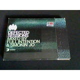 Cd Defected Sessions   Mixe By Full Intention & Smokin Jo