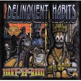 Cd Delinquent Habits Merry go round Novo Lacrado Original