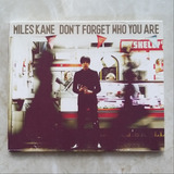 Cd Deluxe Edition Miles Kane Don t Forget Who You Are