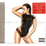 Cd Demi Lovato   Confident   Versão Deluxe