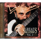 Cd Demis Roussos 40 Years Of Music   Great Sucessos Vol  2