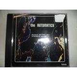 Cd Demo The Automatics   Desert Music For Visible Frete 10