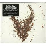 Cd Demon Hunter Death A Destination Lacrado   Sob Encomenda