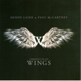 Cd Denny Laine   Chronicles Of Wings   Novo Lacrado