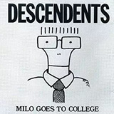 Cd Descendents Milo Goes To College  usa