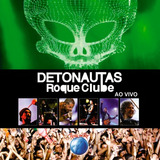 Cd Detonautas   Roque Clube   Ao Vivo   Rock In Rio