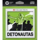 Cd Detonautas Collection Epack Original Lacrado