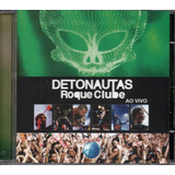 Cd Detonautas Roque Clube   Ao Vivo No Rock Rio