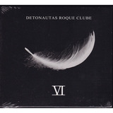 Cd Detonautas Roque Clube   Vi   Lacrado